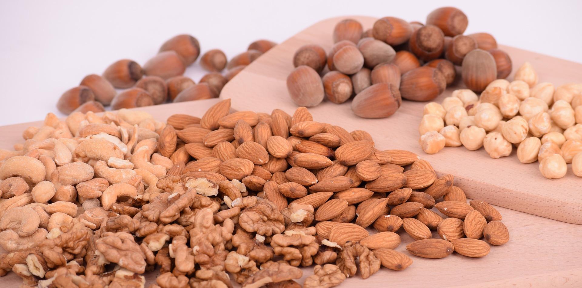 Protein fra nødder sundere end kødprotein
