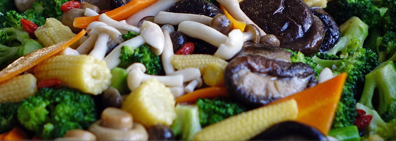 En plantebaseret kost kan forebygge knogleskørhed.
