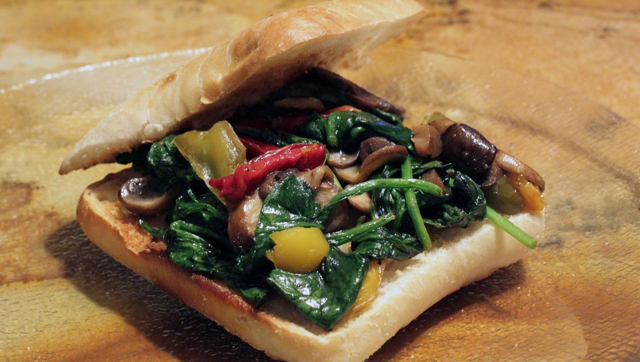 Opskrifter på vegetarmad